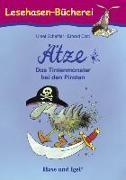 Cover-Bild zu Ätze - Das Tintenmonster bei den Piraten von Scheffler, Ursel