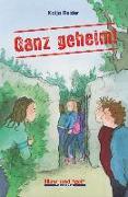 Cover-Bild zu Ganz geheim! - light-Variante. Schulausgabe von Katja, Reider