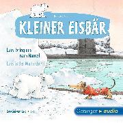 Cover-Bild zu Kleiner Eisbär. Lars, bring uns nach Hause! / Lars in der Walbucht (Audio Download) von Beer, Hans de
