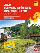 Cover-Bild zu ADAC Campingführer Deutschland/Nordeuropa 2021