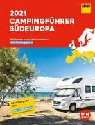Cover-Bild zu ADAC Campingführer Südeuropa 2021