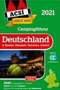 Cover-Bild zu ACSI Campingführer Deutschland 2021 von Wagner, Ingo