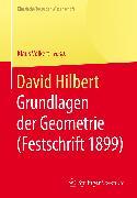 Cover-Bild zu David Hilbert (eBook) von Volkert, Klaus (Hrsg.)