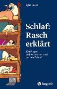 Cover-Bild zu Schlaf: Rasch erklärt von Rasch, Björn