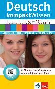 Cover-Bild zu Klett kompaktWissen Deutsch Klasse 5-10 (eBook) von Wilmot-Günther, Astrid