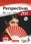 Cover-Bild zu Perspectivas ¡Ya!, Spanisch für Erwachsene, Aktuelle Ausgabe, A1, Kurs- und Übungsbuch mit Vokabeltaschenbuch und Lösungsheft, Mit drei CDs sowie einer DVD von Bürsgens, Gloria