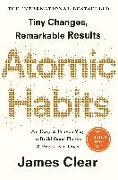 Cover-Bild zu Atomic Habits von Clear, James
