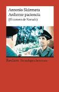 Cover-Bild zu Ardiente paciencia (El cartero de Neruda) von Skármeta, Antonio
