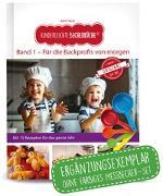 Cover-Bild zu Wenz, Birgit: Kinderleichte Becherküche - für die Backprofis von morgen (Band 1)