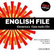 Cover-Bild zu English File third edition: Elementary: Class Audio CDs