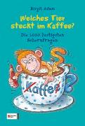 Cover-Bild zu Adam, Birgit: Welches Tier steckt im Kaffee?