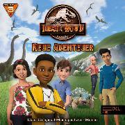Cover-Bild zu Giersch, Marcus: Folge 3: Eddies Geburtstag / Willkommen in Jurassic World (Das Original-Hörspiel zur TV-Serie) (Audio Download)