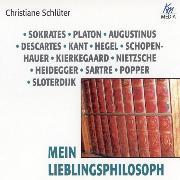 Cover-Bild zu Schlesiger, Christian: Mein Lieblingsphilosoph (Audio Download)