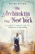Cover-Bild zu Hucke, Petra: Die Architektin von New York