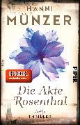 Cover-Bild zu Münzer, Hanni: Die Akte Rosenthal - Teil 1