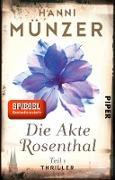 Cover-Bild zu Münzer, Hanni: Die Akte Rosenthal - Teil 1 (eBook)