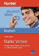 Cover-Bild zu Deutsch üben 13. Starke Verben von Reimann, Monika