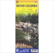 Cover-Bild zu British Columbia. 1:1'250'000