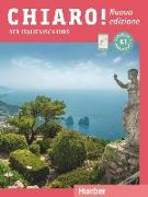 Cover-Bild zu Chiaro! A1 - Nuova edizione/ Kurs- und Arbeitsbuch mit Audios und Videos online von De Savorgnani, Giulia