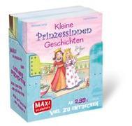 Cover-Bild zu 24er MAXI Box Prinzessinnen & Prinzen von Alves, Katja