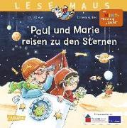 Cover-Bild zu Paul und Marie reisen zu den Sternen von Breuer, Maria