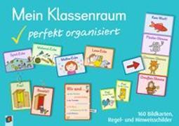 Cover-Bild zu Mein Klassenraum - perfekt organisiert von Redaktionsteam Verlag an der Ruhr