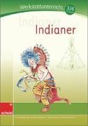 Cover-Bild zu Indianer von Sperling, Susanne