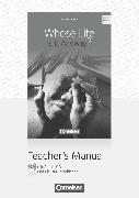 Cover-Bild zu Cornelsen Senior English Library, Literatur, Ab 11. Schuljahr, Whose Life Is It Anyway?, Teacher's Manual mit Audio-CD und Klausurvorschlägen von Exner, Silvia