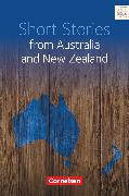 Cover-Bild zu Cornelsen Senior English Library, Literatur, Ab 11. Schuljahr, Short Stories from Australia and New Zealand, Textband mit Annotationen und Aufgaben