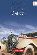 Cover-Bild zu Cornelsen Senior English Library, Literatur, Ab 11. Schuljahr, The Great Gatsby, Textband mit Annotationen