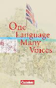 Cover-Bild zu Cornelsen Senior English Library, Literatur, Ab 11. Schuljahr, One Language, Many Voices, Textband mit Annotationen