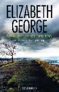 Cover-Bild zu George, Elizabeth: Denn bitter ist der Tod
