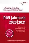 Cover-Bild zu DIVI Jahrbuch 2020/2021 von Kluge, Stefan (Hrsg.)