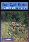 Cover-Bild zu Evans, Jeremy: Great Cycle Routes: The North and South Downs (eBook)