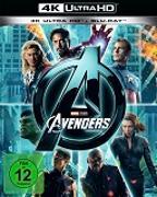 Cover-Bild zu Whedon, Joss (Reg.): The Avengers - 4K+2D (2 Disc)