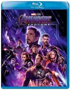Cover-Bild zu Russo, Anthony (Reg.): Avengers - Endgame + Bonus (2 Disc)