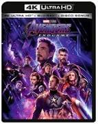 Cover-Bild zu Russo, Anthony (Reg.): Avengers - Endgame - 4K + 2D (3 Disc)