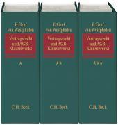 Cover-Bild zu Vertragsrecht und AGB-Klauselwerke - Vertragsrecht und AGB-Klauselwerke von Westphalen, Friedrich Graf von (Hrsg.)