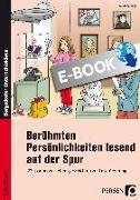 Cover-Bild zu Berühmten Persönlichkeiten lesend auf der Spur (eBook) von Vogt, Susanne