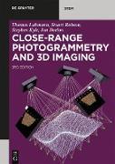 Cover-Bild zu Luhmann, Thomas: Close-Range Photogrammetry and 3D Imaging (eBook)