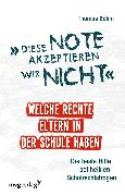Cover-Bild zu Böhm, Thomas: Diese Note akzeptieren wir nicht (eBook)