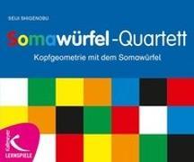 Cover-Bild zu Das Somawürfel-Quartett von Shigenobu, Seiji