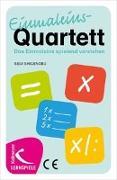 Cover-Bild zu Einmaleins-Quartett von Shigenobu, Seiji
