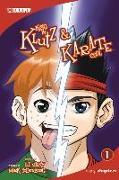 Cover-Bild zu DJ Milky: Kung Fu Klutz and Karate Cool Manga Volume 1