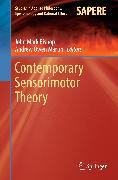 Cover-Bild zu Bishop, John Mark (Hrsg.): Contemporary Sensorimotor Theory (eBook)