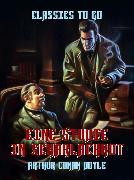 Cover-Bild zu Doyle, Arthur Conan: Eine Studie in Scharlachrot (eBook)