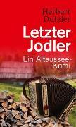Cover-Bild zu Letzter Jodler von Dutzler, Herbert