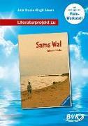 """Cover-Bild zu Literaturprojekt zu """"Sams Wal"""" von Bracke, Julia"""
