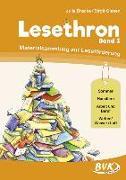 Cover-Bild zu Lesethron 03 von Bracke, Julia