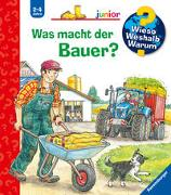 Cover-Bild zu Mennen, Patricia: Was macht der Bauer?